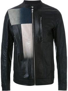 RICK OWENS Patchwork Jacket. #rickowens #cloth #jacket