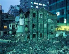 Photographs Capture What Remains of 'Old Shanghai' - Feature Shoot