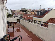 Rain lisboa
