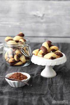 Intrecci al cacao e vaniglia