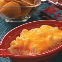 """Top 10 Appetizer Recipes""  Buffalo Chicken Dip Photo"