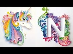 How to make basic quilling shapes Tutorial for beginners - YouTube