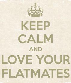i love my flatmates - Hledat Googlem