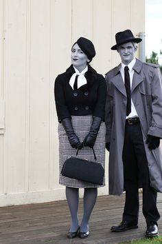 grayscale costume - Google Search