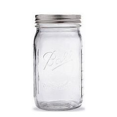 Ball® 1 Quart Wide-mouth Canning Jar (32 Oz.)
