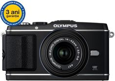 Black Friday 2014 Olympus PEN MP Live MOS Interchangeable Lens Camera with Zoom Lens (Black) from Olympus Cyber Monday Pen Camera, Camera Lens, Street Photography Camera, Cameras Nikon, Nikon D40, Shot Film, Camera Reviews, Old Models, Zoom Lens