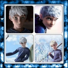 ★ Jack ☆  - jack-frost-rise-of-the-guardians Fan Art