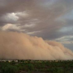 Sand storm! Phoenix, Arizona. ♡*Thank You For Following Me!*♡ No pin limits for followers. My pins are your pins. Feel free to repin whatever you want and as much as you want. Please visit often and pin freely anytime.❤️ GOD BLESS YOU! Please Visit me at → https://www.pinterest.com/imjollyollie/