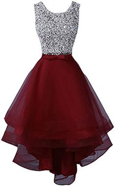 Shop a great selection of Lemai Lemai Sheer Beaded Scoop Neck High Low Prom Evening Party Homecoming Dresses. Find new offer and Similar products for Lemai Lemai Sheer Beaded Scoop Neck High Low Prom Evening Party Homecoming Dresses. Pretty Prom Dresses, Prom Dresses For Teens, Hoco Dresses, Prom Party Dresses, Dance Dresses, Beautiful Dresses, Dress Outfits, Evening Dresses, Fashion Dresses