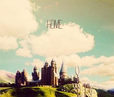 Hogwarts is my home ♡