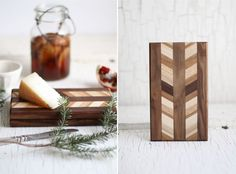 Limited edition cutting board from FIG AND FAUNA