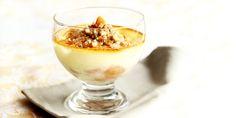 DigaMaria | Sobremesa com banana e farofa doce de castanha-de-caju