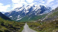 Images of Norway: A Cyclist's Dream