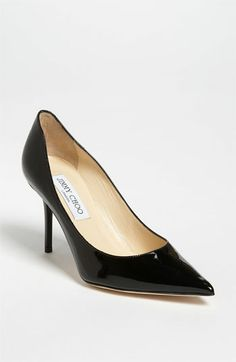 Currently in my closet right now!! YAY!    Jimmy Choo 'Agnes' Pump available at #Nordstrom