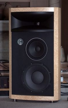 Cool DIY loudspeaker