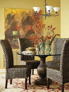 aaodekhejara: Small-Space Dining Rooms