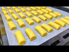 O adevărată descoperire – minimum timp şi ingrediente !! Simplu, rapid şi delicios!!  Danutax - YouTube Cream Cheese Flan, Cookie Recipes, Dessert Recipes, No Cook Desserts, Scones, Biscotti, Donuts, Mango, Food And Drink