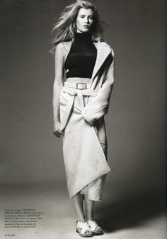 ELLE. SEPTEMBER 2013. THEYSKENS' THEORY COAT.