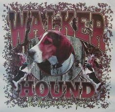 WALKER HOUND NO MATTER WHAT THE GAME