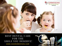 Cosmozone dental clinic can change your smile forever. We offer advanced dentistry, teeth whitening, replacement of missing teeth, dental implants, smile design and faciomaxillary surgery by our expert cosmetic dentist in India.For more details click : http://www.cosmodentists.com/