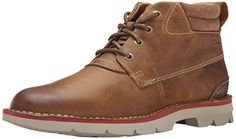 Clarks Men's Varick Hill Chukka Boot, Cognac, 13 M US - http://authenticboots.com/clarks-mens-varick-hill-chukka-boot-cognac-13-m-us/