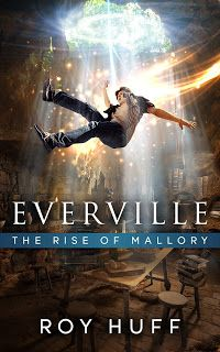 "Books Direct: ""Everville: The First Pillar"" by Roy Huff"