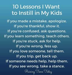 Parenting Done Right, Parenting Advice, Kids And Parenting, Teaching Kids, Kids Learning, Affirmations For Kids, Kids Behavior, Raising Kids, Kids Education