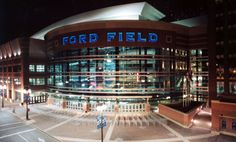 Ford Field - No place in the world quite like it