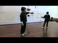 Fencing:  A Practical Guide for Training Young Athletes - Video 4
