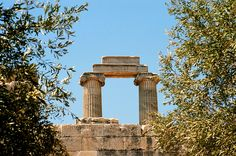 Ruins of the temple of Aphrodite in Aphrodisias, Turkey | by Frans.Sellies