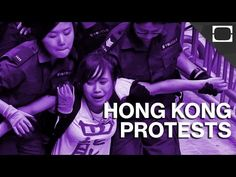 Why Is Hong Kong Protesting Against China? - YouTube