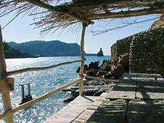 Benirras, Ibiza