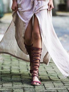 Free People Decibel Gladiator Sandals, €63.50
