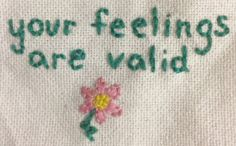 Image de quote and flowers