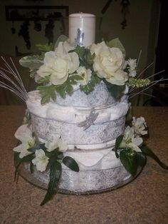 wedding towel cake - Yahoo Search Results Yahoo Image Search Results