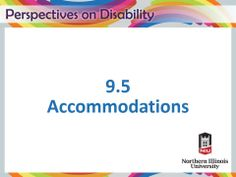 MOOC Perspectives on Disability - Employment