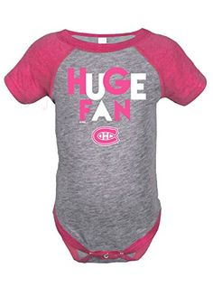 Canadiens Pink Jersey