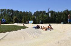 Summer Day Trip: Whitecourt Rotary Park River Slides - This Big Adventure Summer Memories, Travel Memories, Weekend Trips, Day Trips, Alberta Beach, Summer Bucket, Summer Fun, Vacation Wishes, Summer Activities