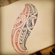 Instagram photo by @ja_moko6800 via ink361.com Maori Tattoo Designs, Maori Tattoos, Maori Art, Art N Craft, Tattoo Art, Biking, Attic, Drawing Ideas, New Zealand