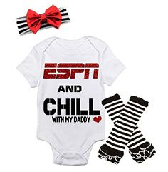 G&G - Cute Baby Girl Chill Daddy Father's Day Outfits W/ ... https://www.amazon.com/dp/B01ED3ZI06/ref=cm_sw_r_pi_dp_DgdxxbCPKSDPD