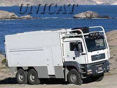 Motor Home UNICAT MAN TGA 6×6. | Camping | Pinterest | Vehicle and 4x4