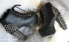 Jeffery Campbell Lita Spike!! Obsessed!
