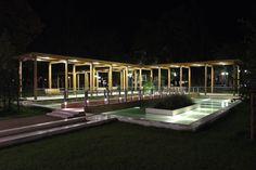 Poděbrady - new colonnada