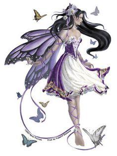 Violet Melody ~ Nene Thomas