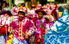 Congada Caiçara na Festa de  São Benedito. Ilha Bela, Brasil.