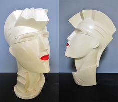 Irmgard sculpture by Lindsey B 1983