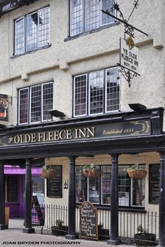 The Olde Fleece Inn, Kendal, Cumbria, UK