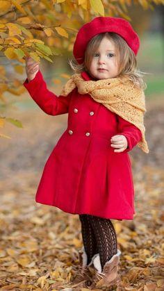 Little Girl Photography, Children Photography, Funny Babies, Cute Babies, Cute Baby Girl Wallpaper, Cute Baby Girl Pictures, Cute Japanese Girl, Autumn Photography, Cute Little Baby
