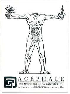 bataille acephale - Google Search
