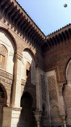جامع القرويين فاس اقدم جامع في العالم